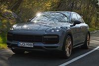 Der Porsche Cayenne Turbo GT verbraucht auf 100 Kilometern rund zwölf Liter.