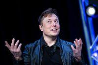 Elon Musks Tweet ließ den Bitcoin-Preis schlagartig um Tausende Dollar abstürzen.