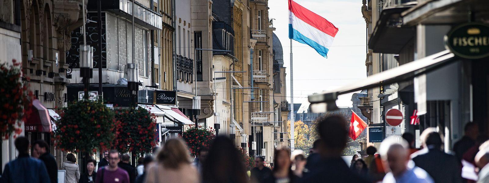 Au 1er janvier 2019, le Luxembourg comptait officiellement 613.894 habitants, selon le Statec.