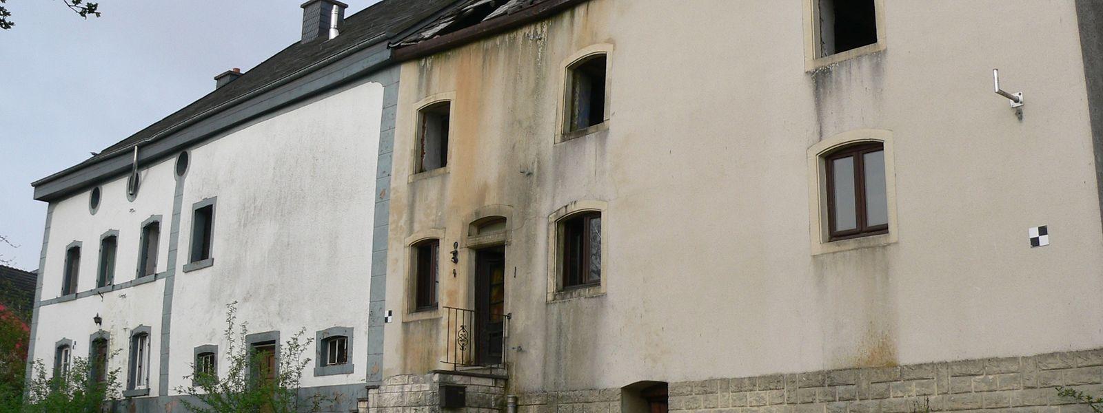 Diese alten Bauernhäuser um Knapp in Heinerscheid sollten der Abrissbirne zum Opfer fallen. Nun sind sie nachträglich denkmalschutzklassiert worden.