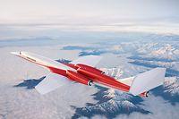 Die 2002 gegründete US-Firma Aerion entwickelt mit Unterstützung von Airbus einen Geschäftsflieger für bis zu zwölf Passagiere, der anderthalbfache Schallgeschwindigkeit erreichen soll.