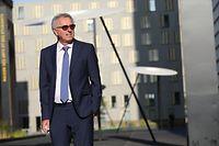 Politik, Sommerinterview Pierre Gramegna, Minister der Finanzen, Belval, Uni Luxemburg, Foto: Guy Wolff/Luxemburger Wort