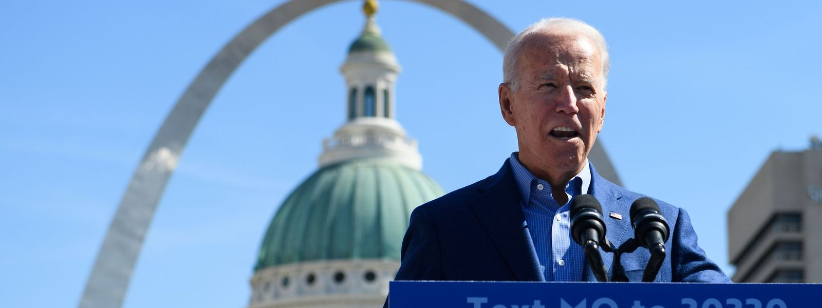 Dimanche, Joe Biden sera opposé à son adversaire Bernie Sanders au cours d'un débat télévisé.