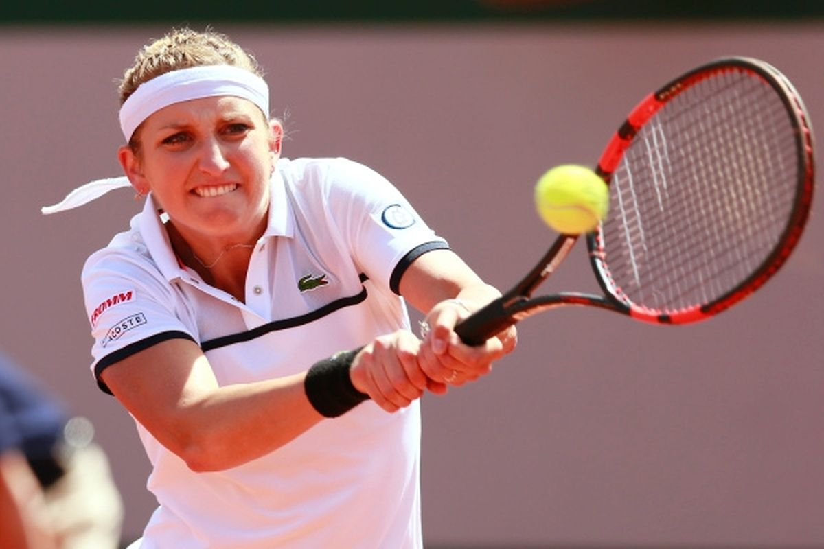 Timea Bacsinszky, première Suissesse dans le dernier carré à Roland-Garros depuis une certaine Martina Hingis en 2001