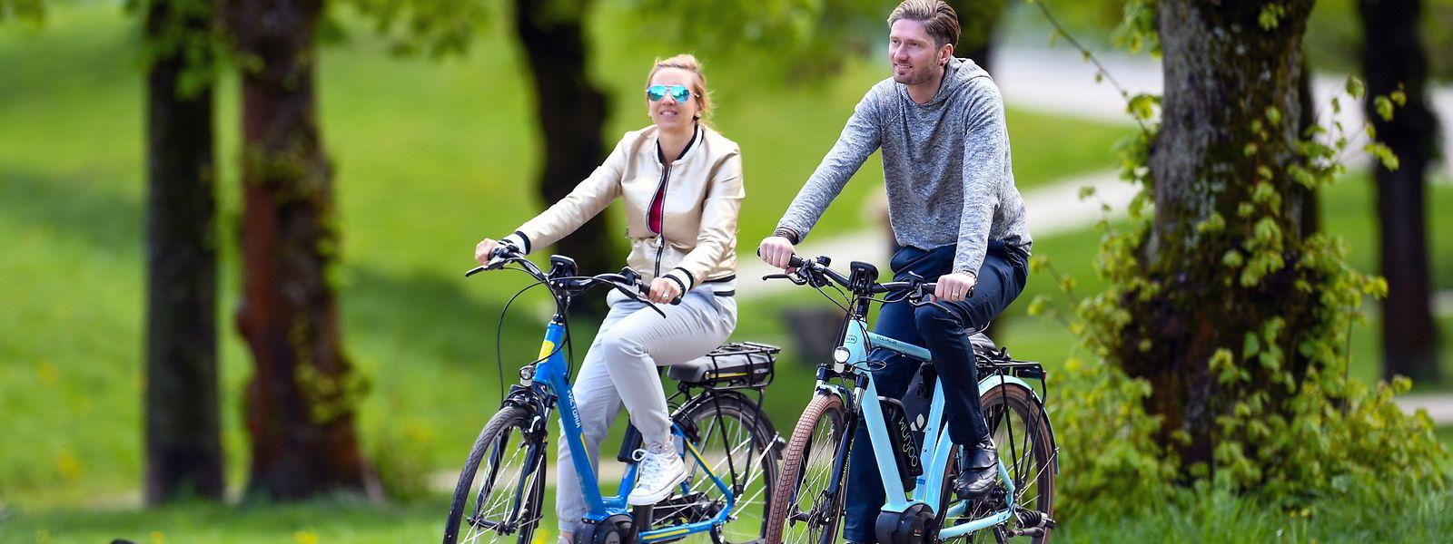 Zwischen 2016 und 2018 wurden 58 Fahrradfahrer bei Unfällen schwer verwundet.