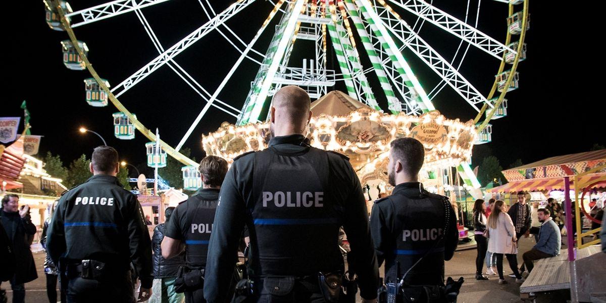 Die Schueberfouer ist mit rund zwei Millionen Besuchern eine der größten Veranstaltungen in der Region.