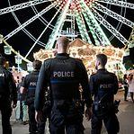 Schueberfouer arranca na sexta com forte contingente policial
