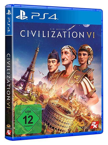 """""""Civilization VI"""" ist erhältlich für Xbox One, PS4, PC und Switch."""
