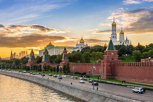 Der Kremmel, Moskau (Foto: Shutterstock)