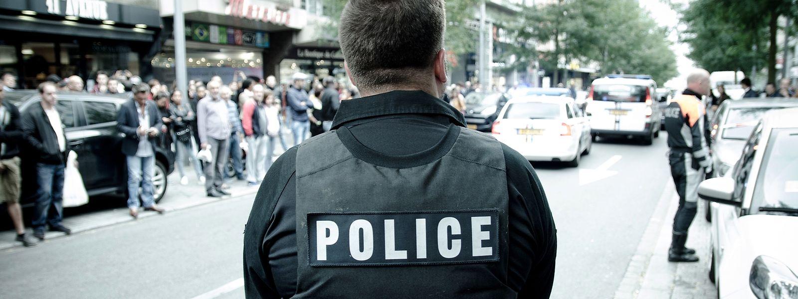 Gegenüber Personen, die eine Gefahr für die öffentliche Ordnung und Sicherheit darstellen, sind Polizisten oft machtlos.