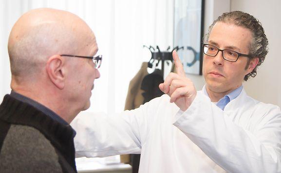 Die Parkinson-Forscher bei der Arbeit