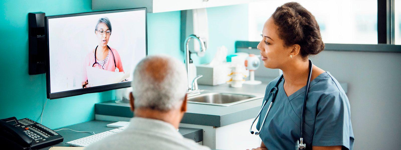 Déjà 670 médecins, généralistes ou spécialistes, ont adopté la pratique de la téléconsultation depuis le printemps 2020.