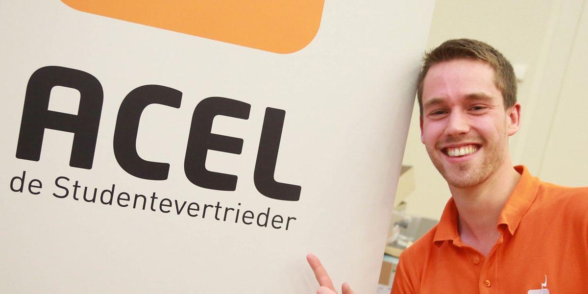 Charel Muller wird fortan die Geschicke der ACEL leiten.