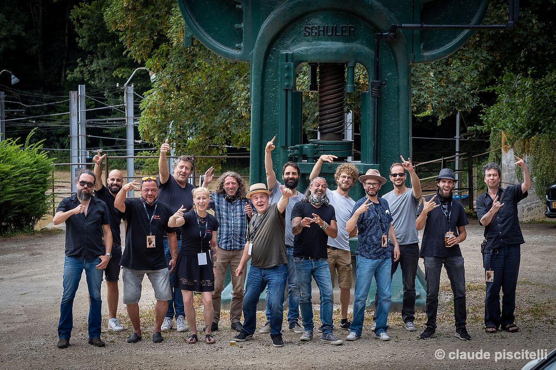 Patrick Bidoli Memory - Brasserie de la Mine - Lasauvage -  - 01/08/2020 - photo: claude piscitelli