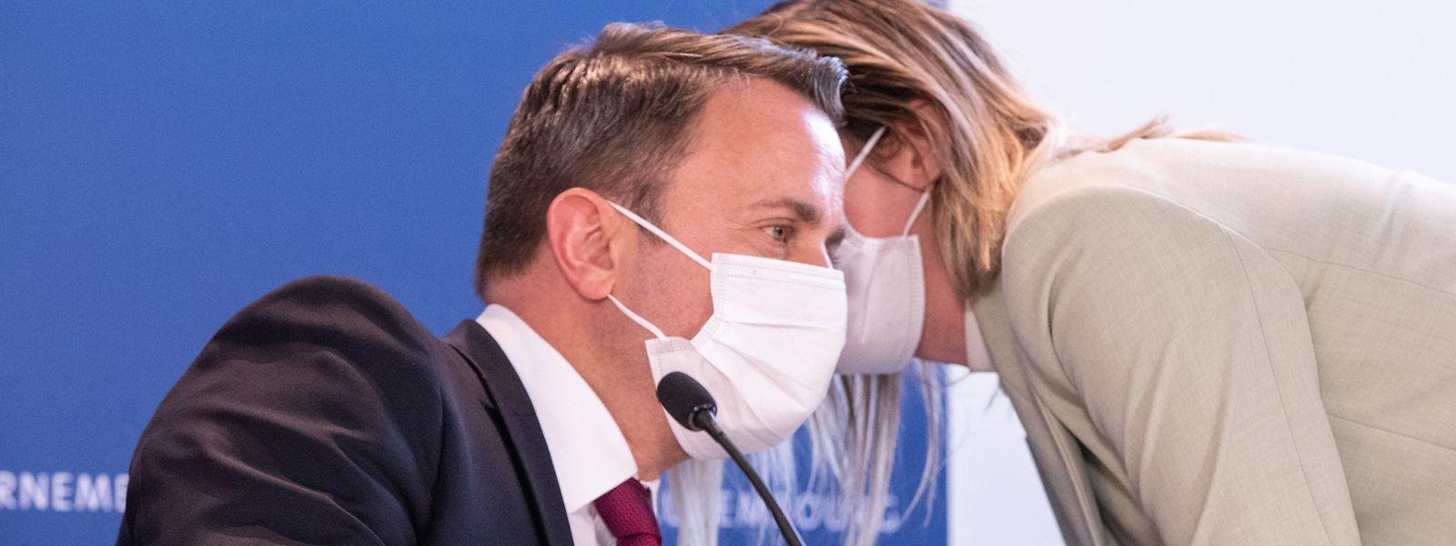 Xavier Bettel (48 ans) devrait ressortir de l'hôpital dès lundi, si son état de santé et les analyses pratiquées l'y autorisent.