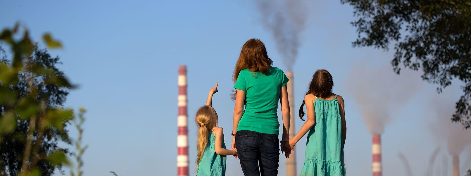 Le rapport de l'ONU intitulé «Un avenir pour les enfants du monde?», place le Luxembourg en mauvaise posture au vu de l'évolution des émissions de CO2.