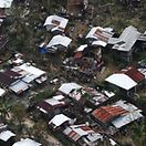 Tufão Mangkhut atinge a China