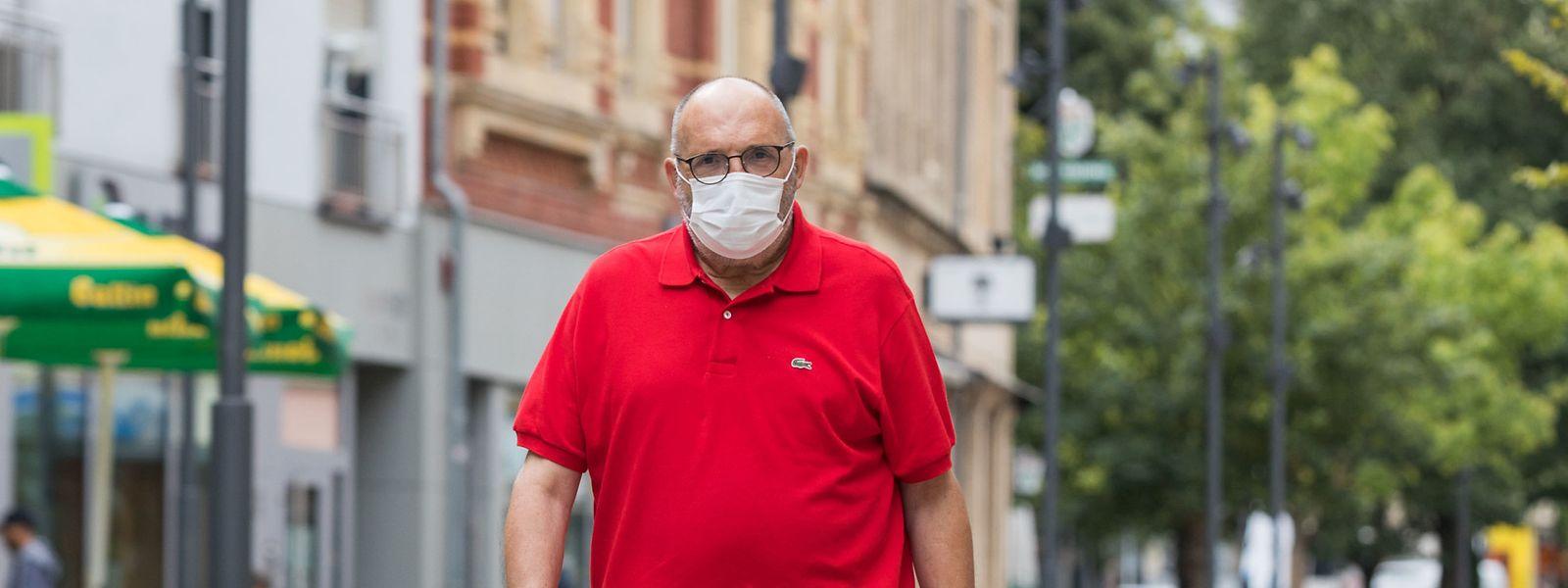 Jacques Woeffler fait partie de quelque 5.750 malades guéris à ce jour.