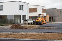 IPO,Wohnungsbau-Pacte Logement.SNHBM.Sozialer Wohnungsbau.hier:Olm.Foto: Gerry Huberty/Luxemburger Wort