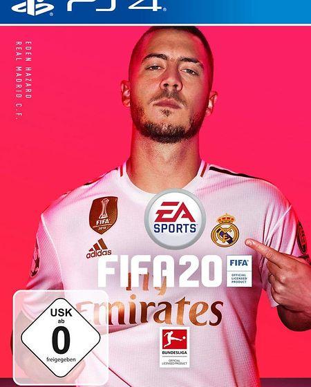"""""""FIFA 20"""" ist erhältlich für Xbox One, PS4, Switch und PC."""