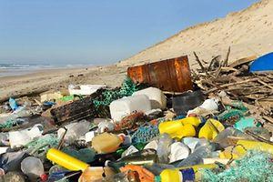 Verschmutzung, Meer, Umweltverschmutzung, Strand