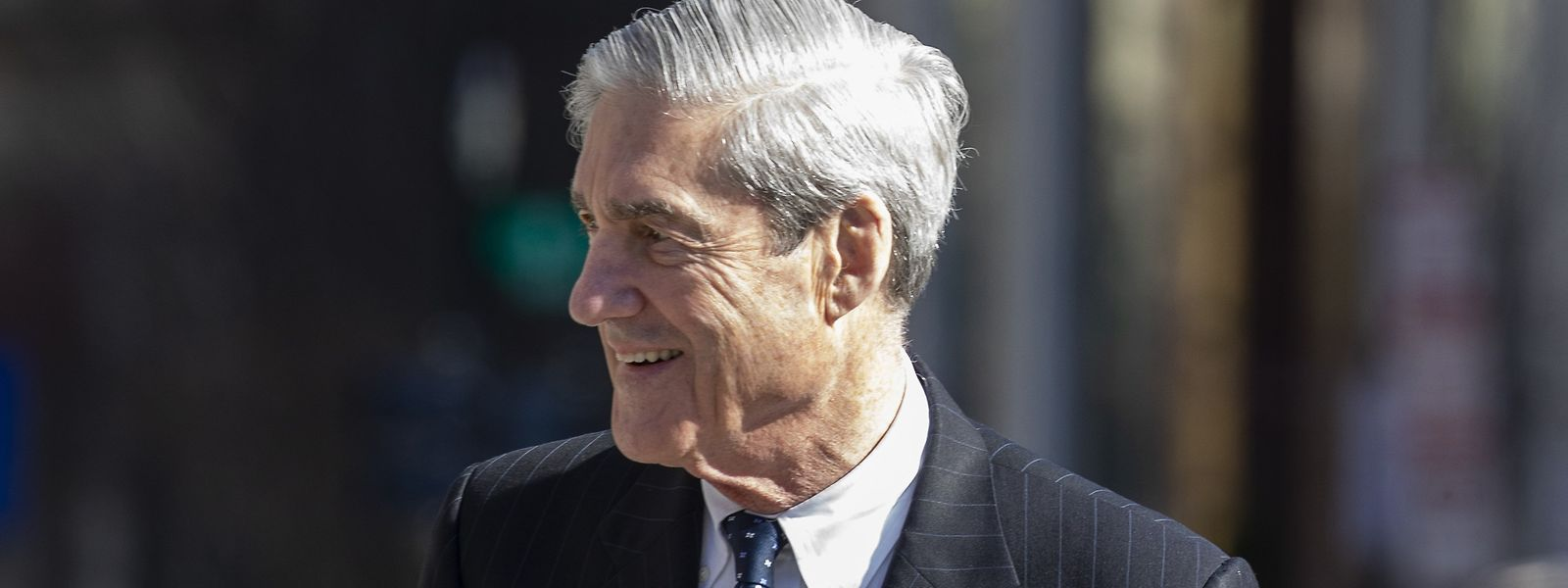 FBI-Sonderermittler Robert Mueller in Washington.