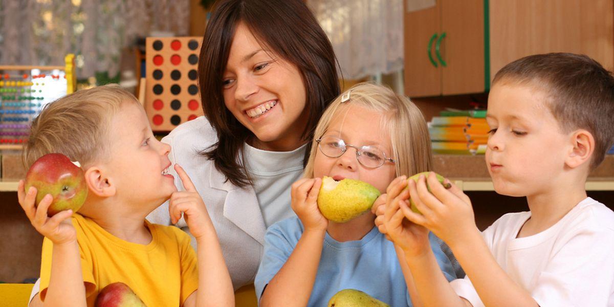 Le «Schouluebstprogramm» fait le régal de 96% des élèves luxembourgeois.