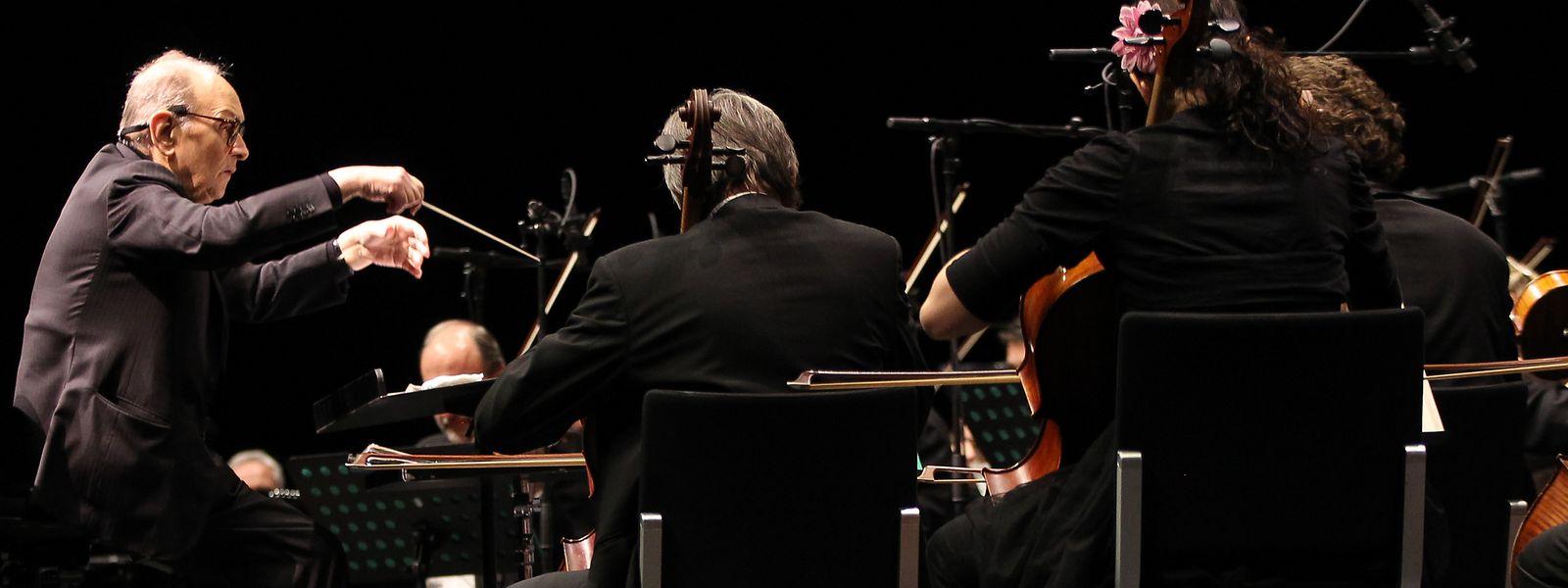2015 leitete der Maestro ein Konzert in der Coque in Luxemburg anlässlich seines 50. Bühnenjubiläums.