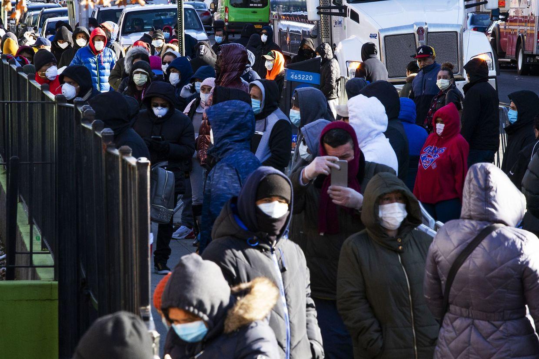 Die Covid-19-Pandemie hat die USA längst im Griff.