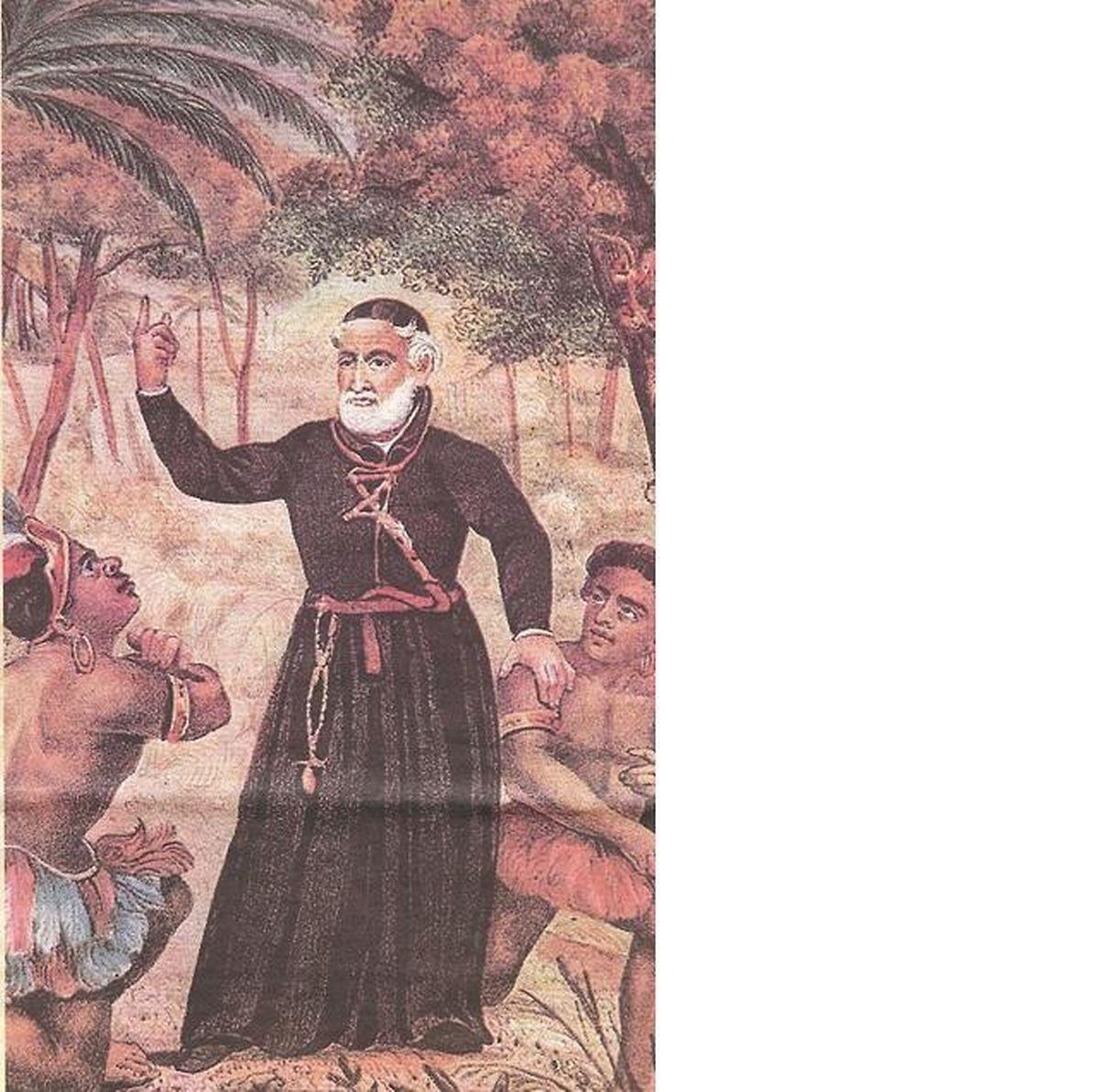O luxemburguês trabalhou com Padre António Vieira, na imagem, e sucedeu-lhe.