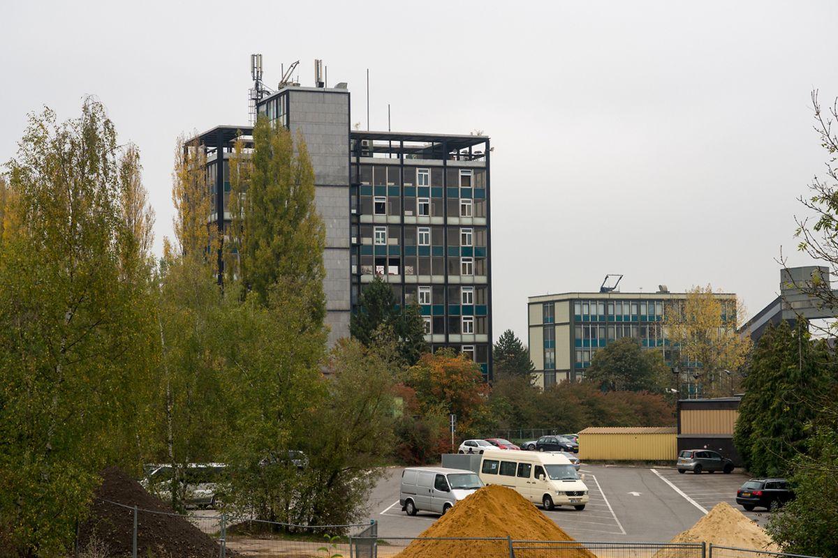 La nouvelle école devrait être située à proximité de la tour Hadir, à Differdange