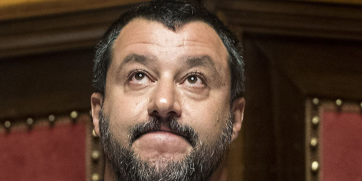 Matteo Salvini soll am 20. März vor Gericht gehört werden.