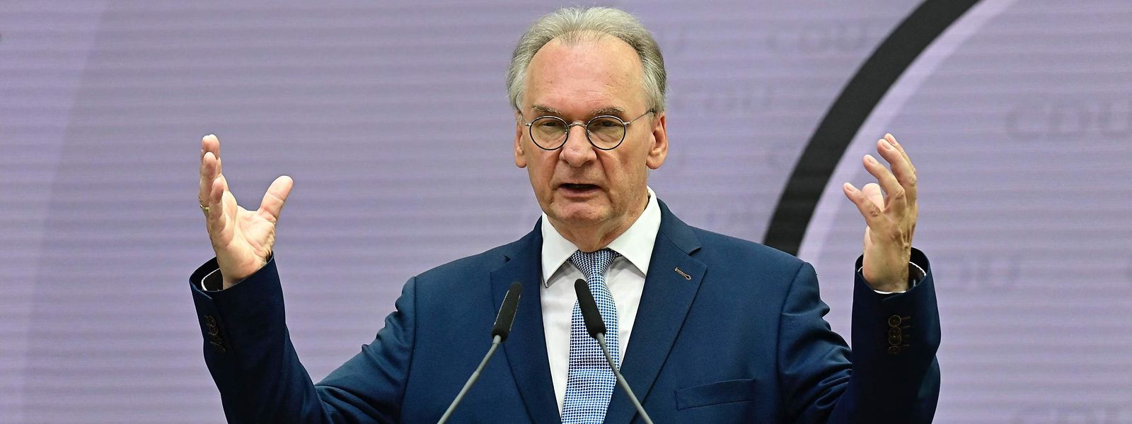 Der Ministerpräsident von Sachsen-Anhalt, Reiner Haseloff, ist der Mann der Stunde in der CDU.
