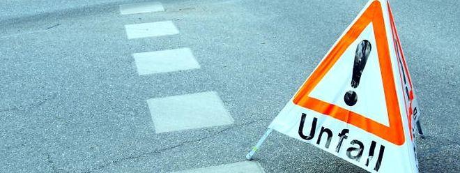 Der Rettungsdienst meldete am Samstag drei Verkehrsunfälle mit vier Verletzten.