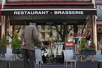 Nach den Terrassen sollen bald auch die Innenräume der Restaurants wieder öffnen dürfen.