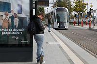 Lokales, Tram, François BAUSCH, schnelle Tram, Foto: Anouk Antony/Luxemburger Wort