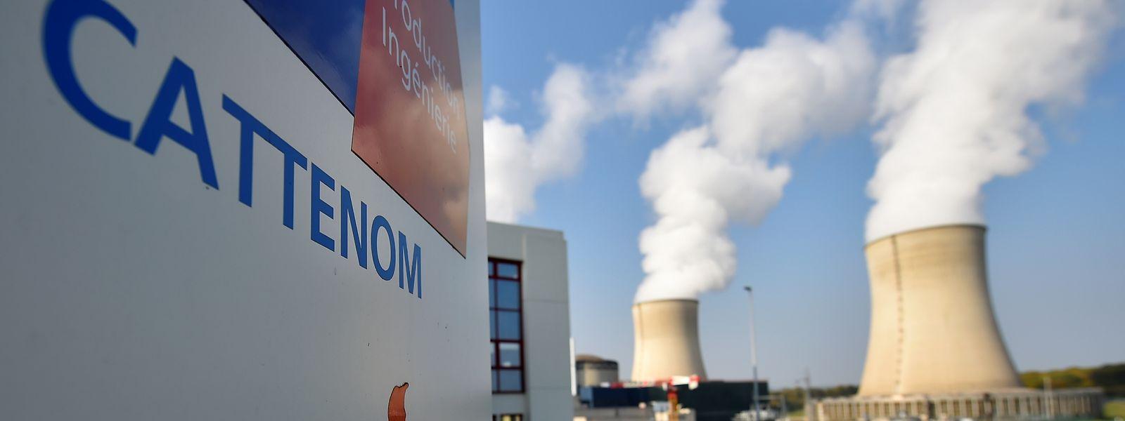 Am Reaktor drei des Kernkraftwerks Cattenom wird seit September eine Zehn-Jahres-Überholung durchgeführt.