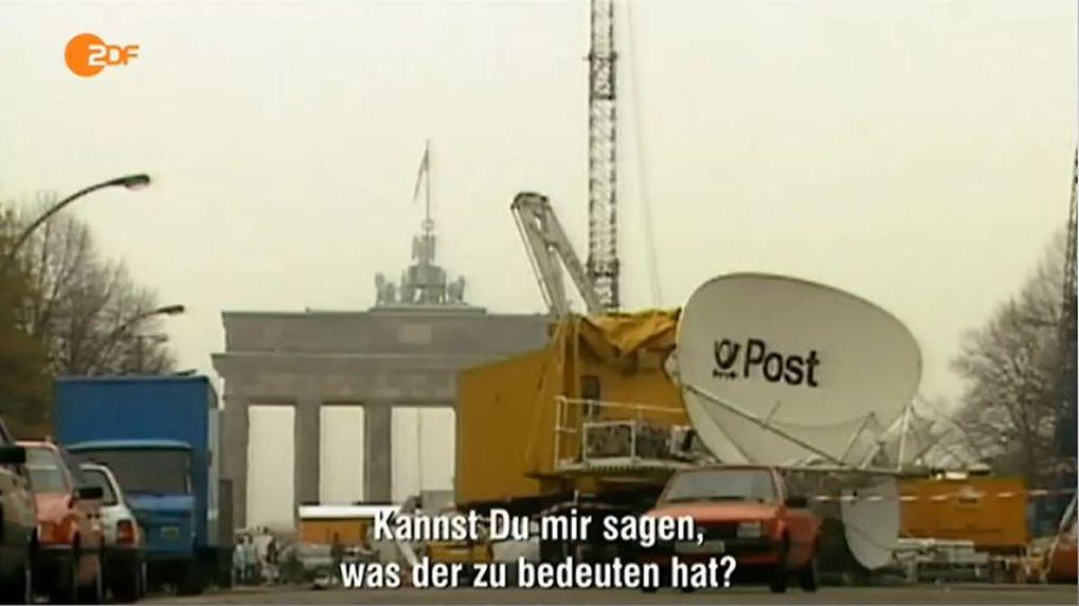Was man vor 25 Jahren nicht wusste: Auch die Stasi wurde von der Öffnung der Mauer völlig auf dem falschen Fuß erwischt, wie in einer ZDF-Dokumentation zu sehen war.