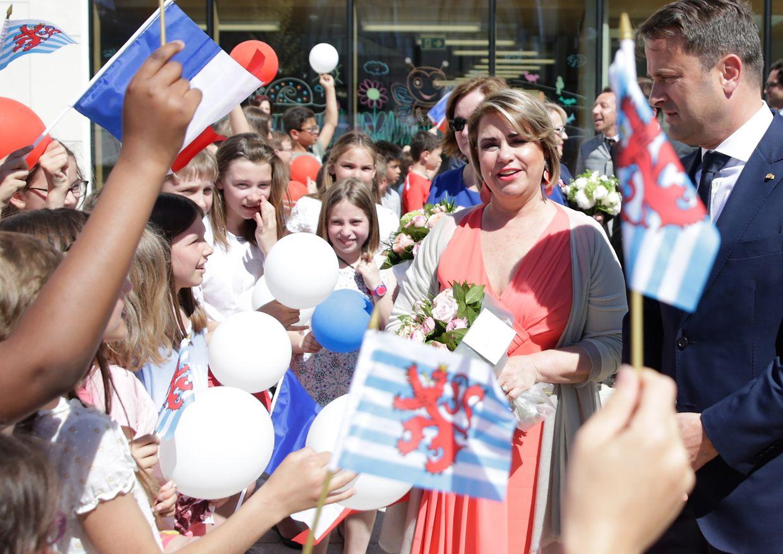 Inauguration du nouveau Campus francophone Vauban au Ban de Gasperich