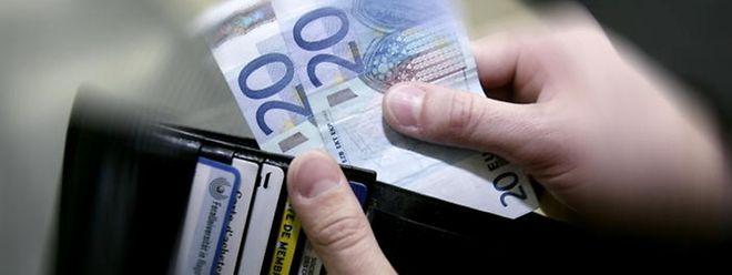 Die Teuerungsrate in Luxemburg erreicht 0,5 Prozent.