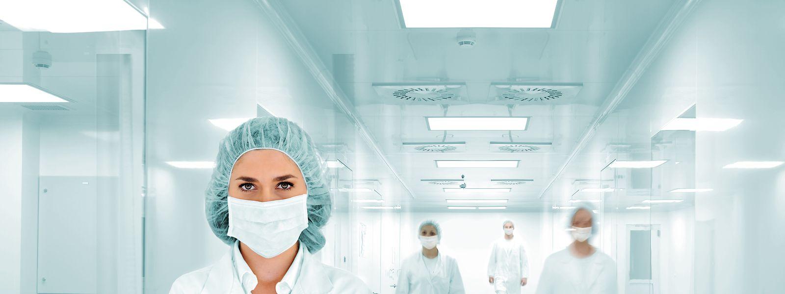 Mittelfristig wird Luxemburg nicht genügend Ärzte und Pflegepersonal haben. Das Land muss gegensteuern, zum Beispiel mit attraktiven Ausbildungen und attraktiven Arbeitsbedingungen.