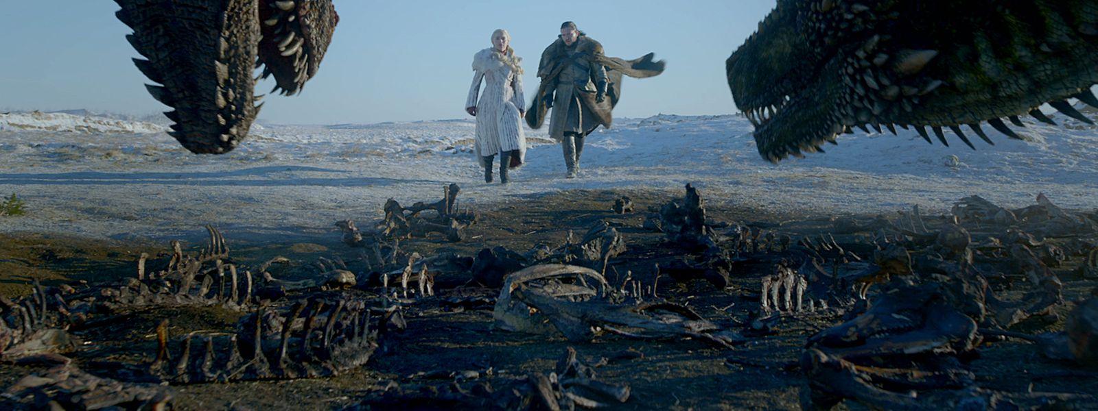 """Die achte und letzte Staffel von """"Game of Thrones"""" wird ab dem 14. April ausgestrahlt."""