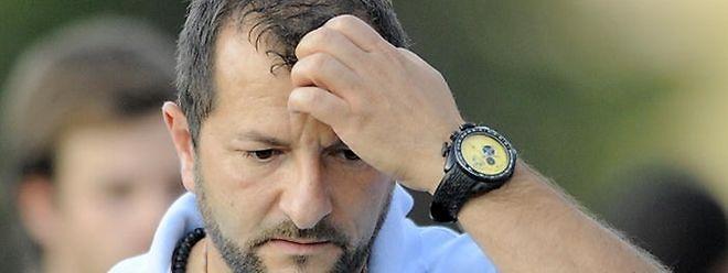 Massimo D'Amaro de retour aux affaires dans la peau d'un adjoint.