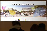 Lokales, Neugestaltung Place de Paris / Infoversammlung Foto: Chris Karaba/Luxemburger Wort