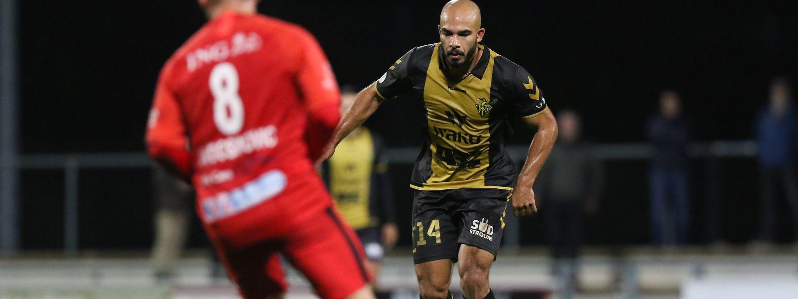 Manu Françoise affiche 8 buts à son compteur depuis le début du championnat.