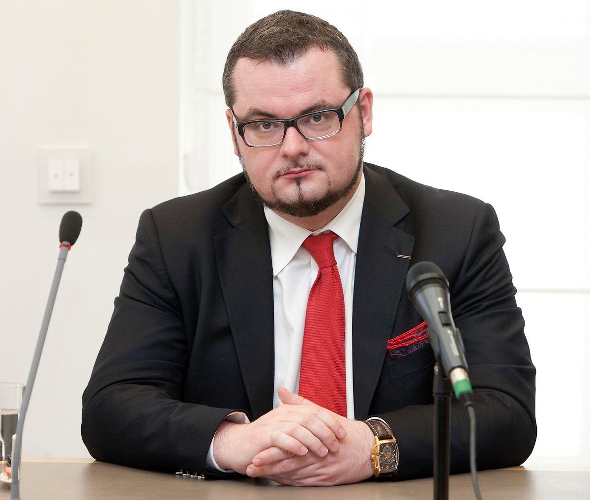 Jean-Claude Knebeler, der luxemburgische Botschafter in Russland.