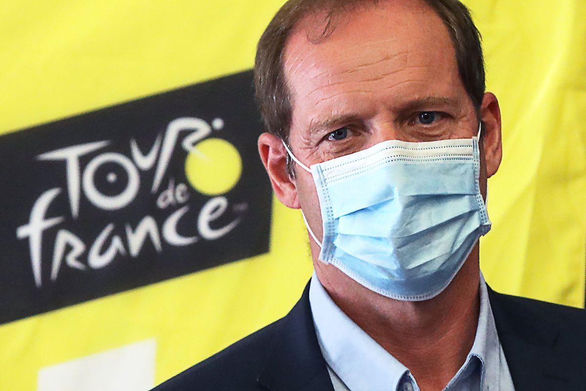 Christian Prudhomme, directeur du Tour de France