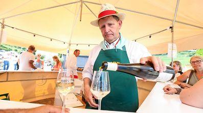 Weinfest Ahn - Photo : Pierre Matgé