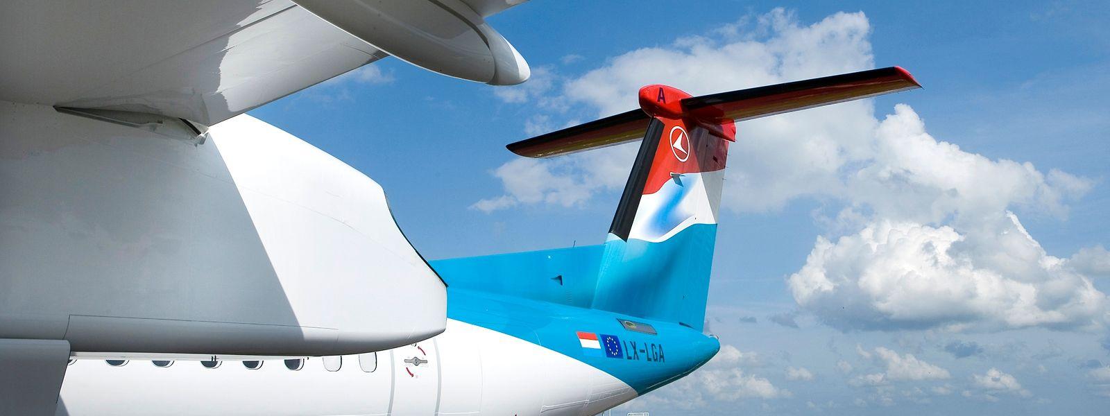 Die erste Maschine, die im Dezember von Leipzig aus beim Landeanflug in Saabrücken gelotst wurde, war eine von Luxair.