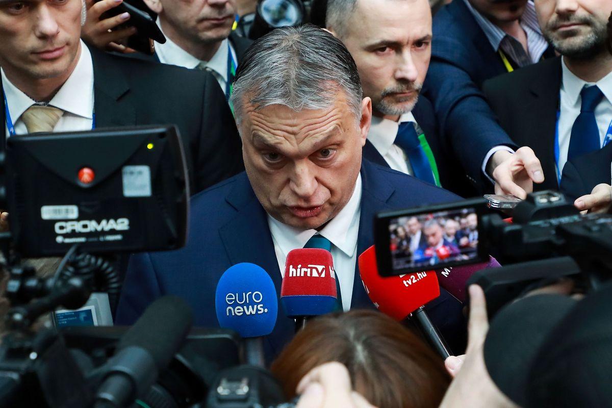 Viktor Orban liegt im Clinch mit der tschechischen EU-Kommissarin  Vera Jourova.